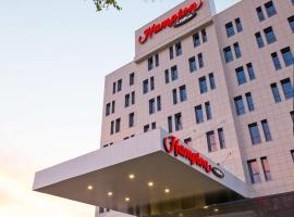 Hampton by Hilton Ufa, hotel in Ufa