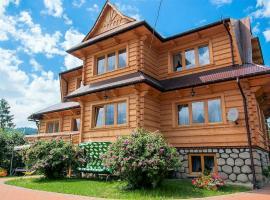 Dom Wypoczynkowy Anetka, homestay in Białka Tatrzanska