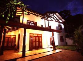 Hotel T & T, hotel v destinaci Anuradhápura