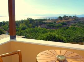 Rastoni Hotel Aegina, hotel in Egina