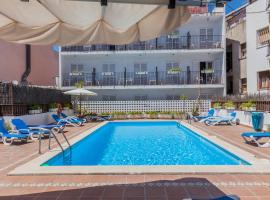 El Cid, hotel in Sitges