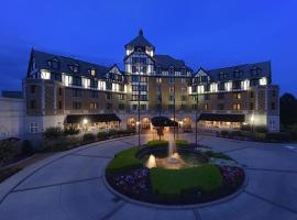 Hotel Roanoke & Conference Center, Curio Collection by Hilton, hotel in Roanoke