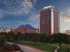 Hilton Anatole, boutique hotel in Dallas