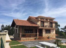 Apartamentos rurales la Aguilera, country house in Oviñana