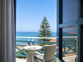 Petra Beach Hotel, serviced apartment in Hersonissos