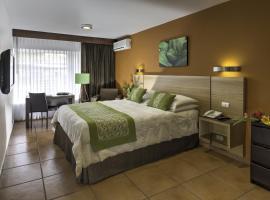 Hotel Residence Inn Suites Cristina, отель в Сан-Хосе