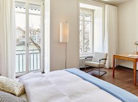 Krafft Basel, hotel in Basel
