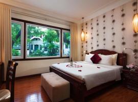 Hanoi Golden Moon Hotel, hotel in Hanoi