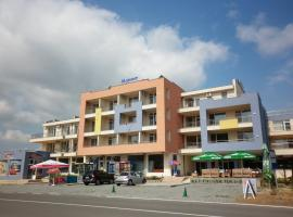 Hotel Marant, отель в Созополе