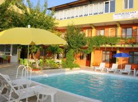 Beyaz Kale Hotel, hotel in Pamukkale