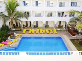 Pontao Hotel, hotel em Santa Maria