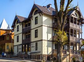 Villa Mozart, отель в Трускавце