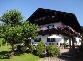 Wastl Häusl, Hotel in Reit im Winkl