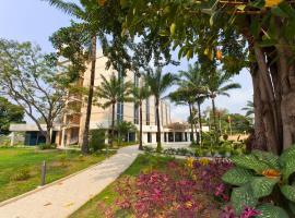 Grand Lancaster Brazzaville, отель в городе Браззавиль