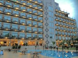 Atlantic Palace Hotel, hotel in Pointe-Noire