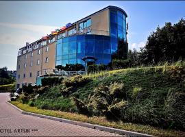 Hotel Artur, hotel near Wieliczka Salt Mine, Krakow