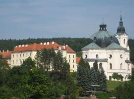 Zámek Křtiny, hotel ve Křtinách
