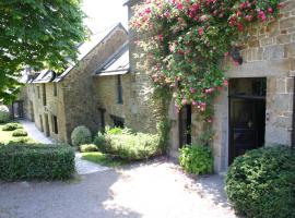 Ferme Saint Christophe, hotel in Saint-Marcan
