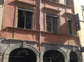 Hôtel Le Boulevardier, hôtel à Lyon près de: Fresque des Lyonnais