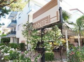 Hotel Dante, hotel en Lido di Jesolo