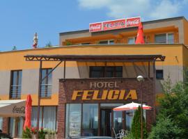 Hotel Felicia, hotel v destinaci Kaluža