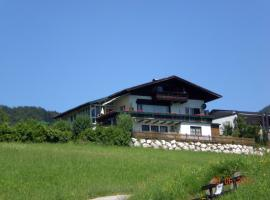 Ferienwohnung Diwoky, apartment in Sankt Gilgen