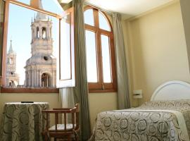 Arequipa Suites Plaza, guest house in Arequipa
