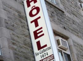Hotel Ste-Catherine, hotel in Montreal