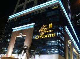 BSA Twin Towers, hotel in Manila