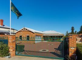 Durham Lodge Bed & Breakfast, hotel perto de Perth Convention and Exhibition Centre, Perth