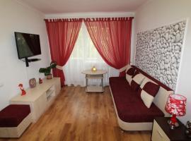 Nadezhda Apartment on Abaya 59, hotel in Almaty