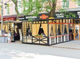 Частная резиденция Богемия, отель в Саратове