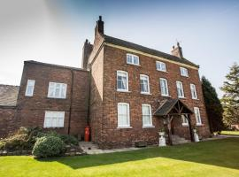 Domvilles Farm, hotel near Alsager Golf & Country Club, Alsager