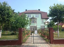 Éva Villa, panzió Siófokon