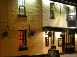 The Crown Inn Hotel, B&B in Long Melford