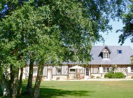 La Longère, hotel near Amirauté Golf Club, Bonneville-sur-Touques