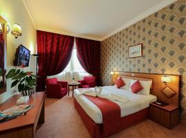 Jonrad Hotel, hotel v Dubaji