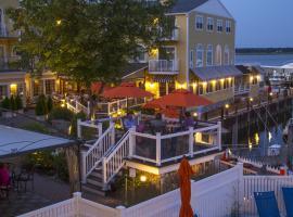 Saybrook Point Resort & Marina, hôtel à Old Saybrook