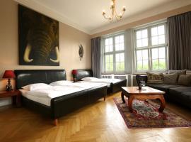Hotel Amsterdam, hotel near Am Rothenbaum, Hamburg