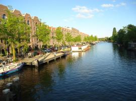 Anna's BnB, self catering accommodation in Amsterdam