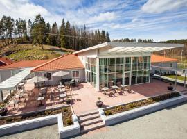 Bauergården, hotell i Gränna