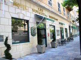 Hôtel Les Voyageurs, hotel in Bastia