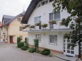 Apartment Sobe Ravbar, hotel v mestu Novo Mesto