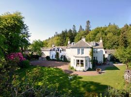Craigadam, hotel near Dumfries and County Golf Club, Kirkpatrick Durham
