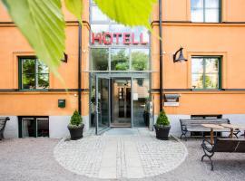 Akademihotellet, hotell i Uppsala