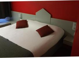 Brit Hotel Sarreguemines, hôtel à Sarreguemines