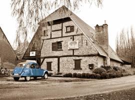 Gastenlogies Blauwe Schaap, pet-friendly hotel in Ranst