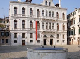 Ruzzini Palace Hotel, hotel in Venice