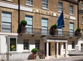 Flemings Mayfair, hotel near St James's Park, London