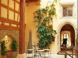 Klosterstüble, Pension in Rothenburg ob der Tauber